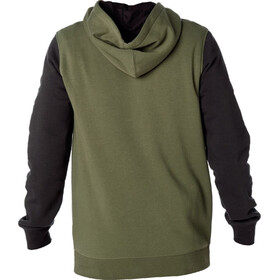 Fox Listless Fleece Pullover Men fatigue green
